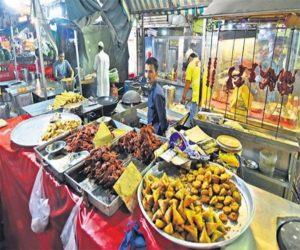 Hyderabad street food 685x400