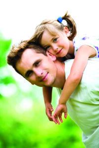 Father Daughter Bond Enjoys a Growth Spurt1