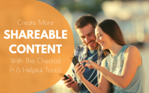 shareable content featured image