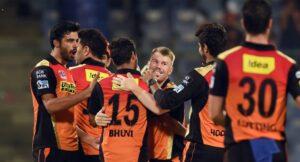 Sunrisers Hyderabad 6