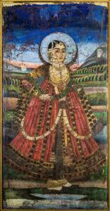 Portrait of Mah Laqa Bai Chanda
