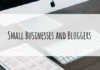 Small Businesses Bloggers