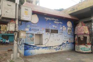Water ATM Sanath Nagar bus depot