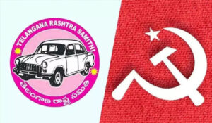 left parties to back TRS