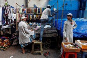 street vendor delhi reuters