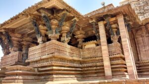 Ramappa Temple 02