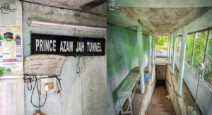 Tunnel snip