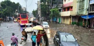floods in hyderabad