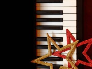 Holiday music selection for business onhold music