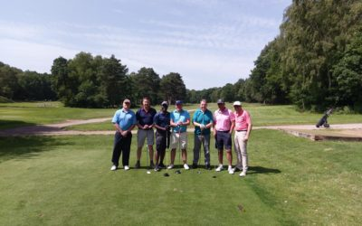 Lights On organise a Trade Golf Day