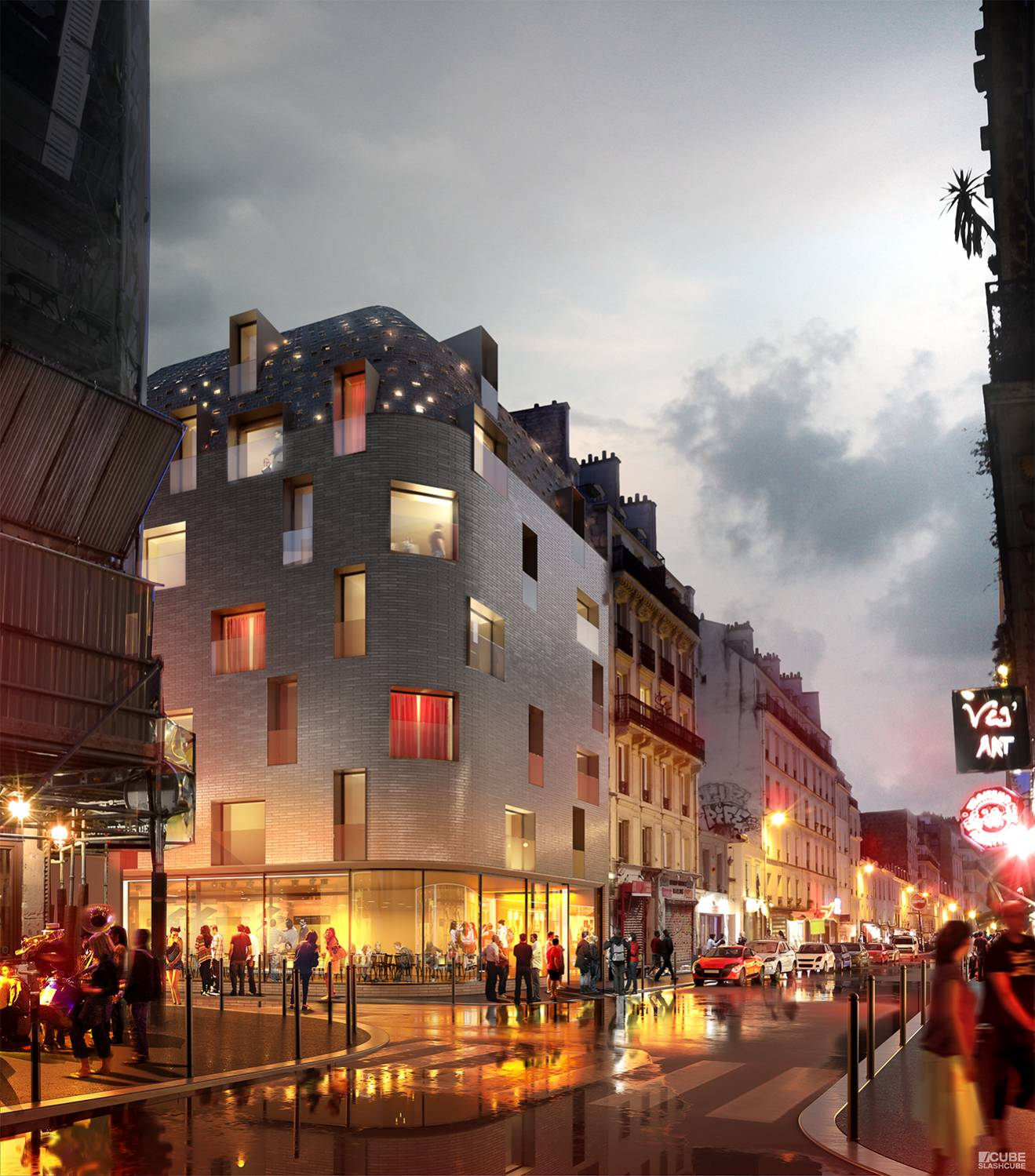 Hotel 114 Paris