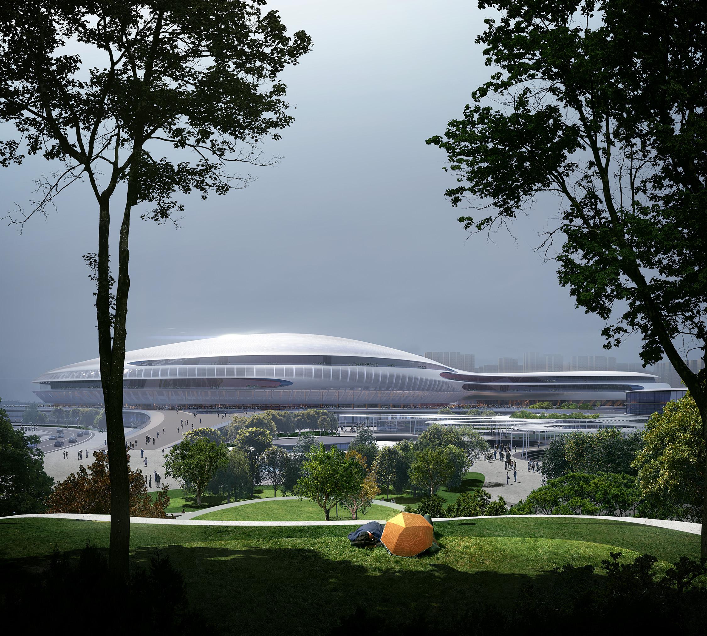 Chengdu Stadium