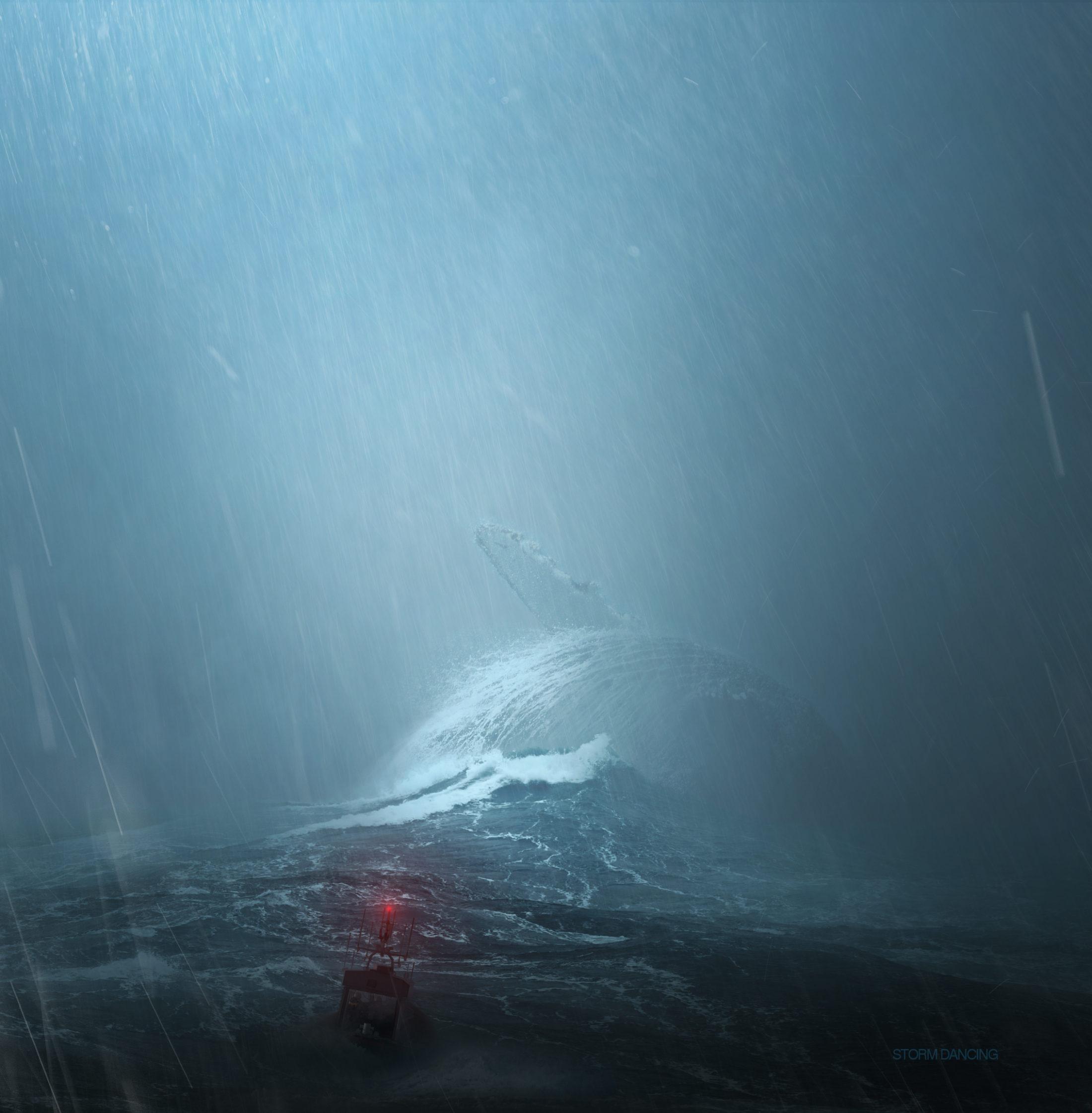 Stormdancing