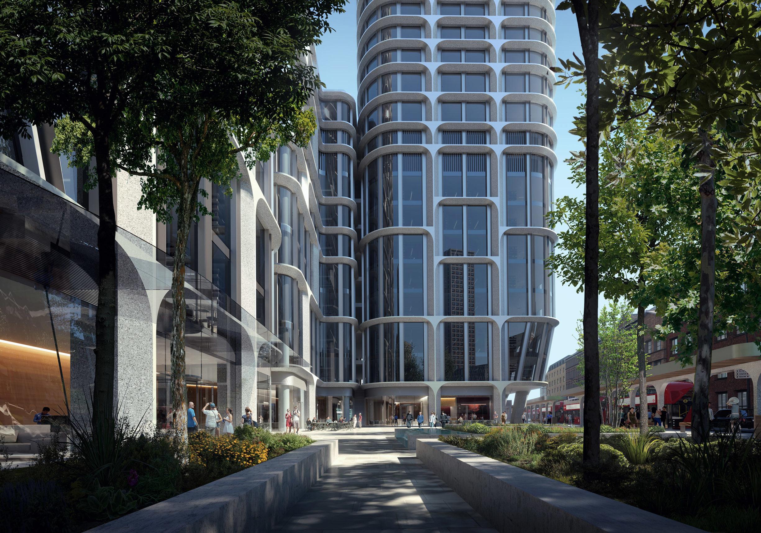 Vauxhall Towers