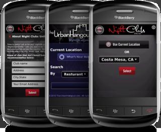 Blackberry App Development, Saint John, NB, Canada