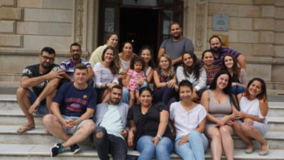 ERGO Summer Academy showcases campaign ideas for Roma youth employment