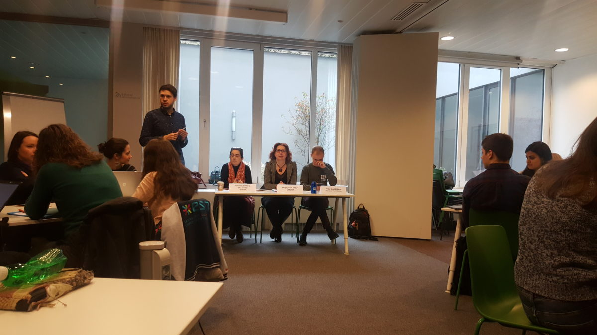 Regional Consultation on Youth and Human Rights kicks off in Brussels
