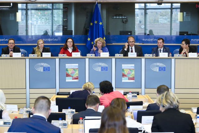 Members of National Parliaments and of the European Parliament join forces to fight antigypsyism in Europe