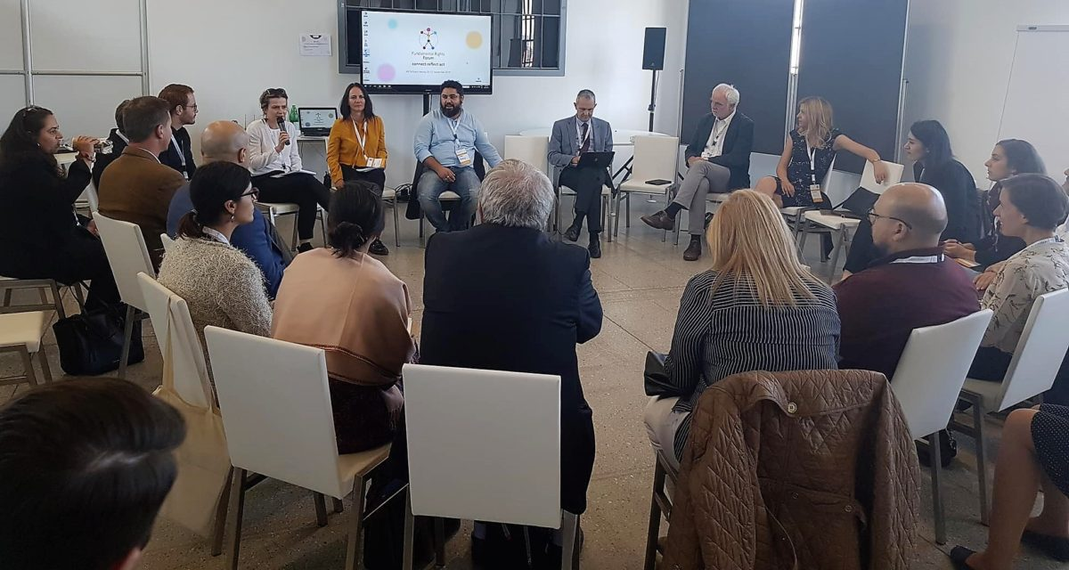 Fighting antigypsyism in the spotlight of the 2018 Fundamental Rights Forum in Vienna