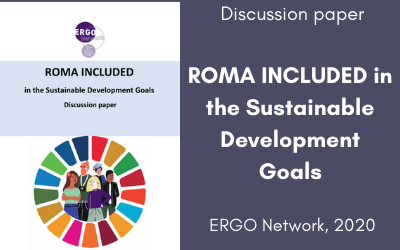 ROMA INCLUDED in the Sustainable Development Goals