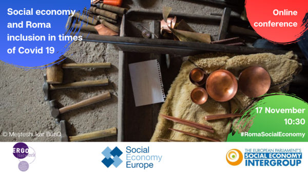 Social economy and Roma inclusion in times of Covid-19