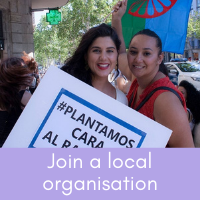 Join a member organisation