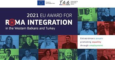 EU Award for Roma Integration in the Western Balkans and Turkey