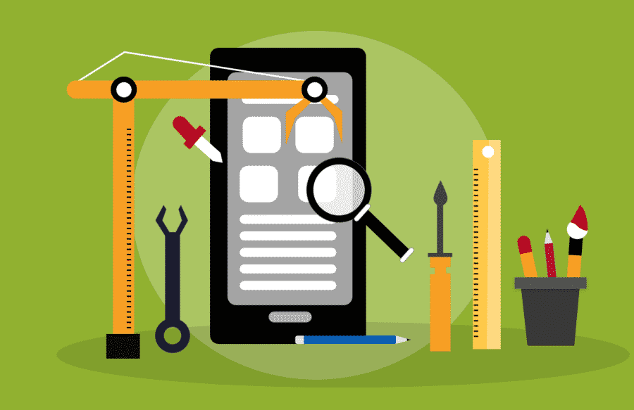 How to make an app process