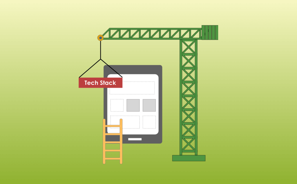 Technology Stack for Mobile Application