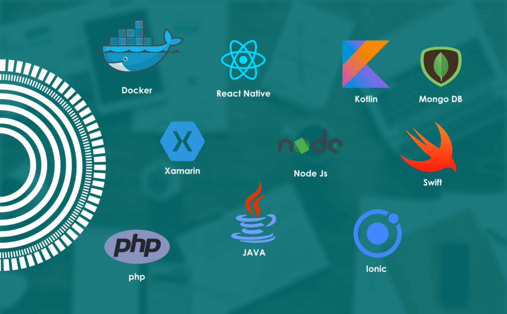 Various Technology Stacks used for Mobile Apps