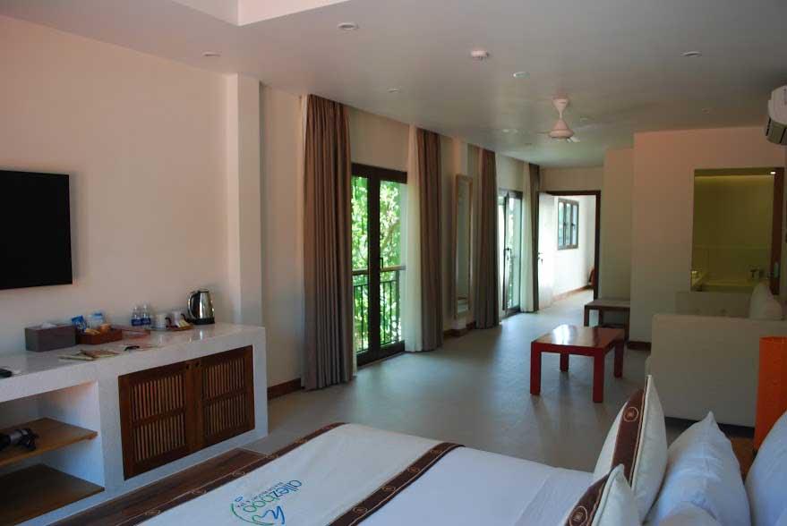 Premium superior rooms