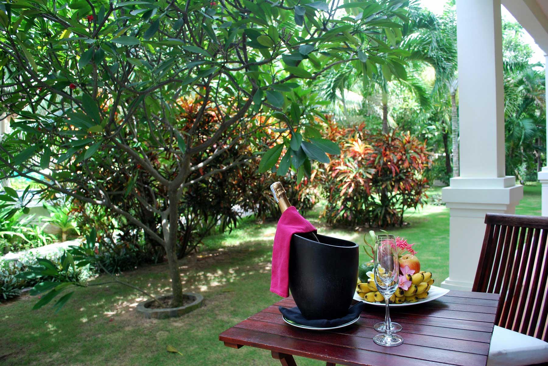 garden view deluxe room