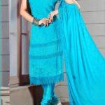 Chiffon Punjabi Suits Designs For Girls By Brides Galleria 2015