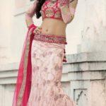 Bridal Party Lehenga Choli Dresses 2015