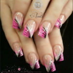 How To Have The Acrylic Nail Art Designs