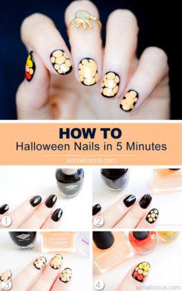 Halloween Pix Nail Tutorials You Must See