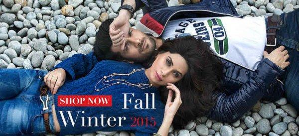 Boys Girls Casual Winter Wear By Stoneage 2015-16