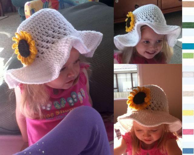 Crochet hat for kids