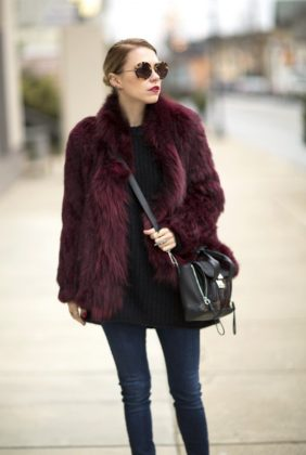 Warm Faux Fur Coats That Will Keep You Warm