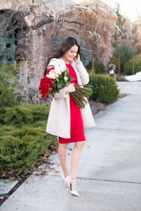 Valentines Day Outfits To Wear On This Season