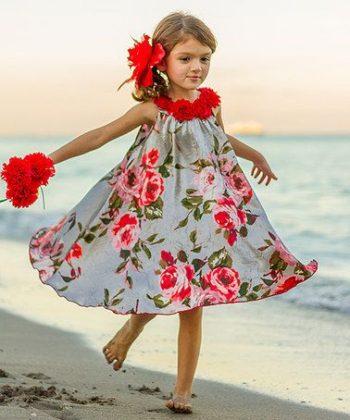 Baby Frock Designs Kids Summer Dressing Ideas