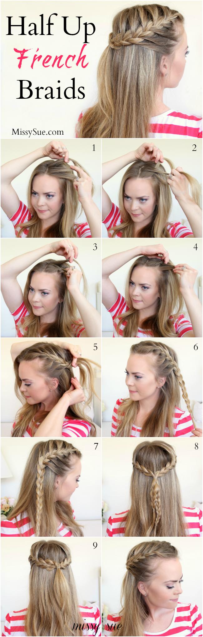 Top Hair tutorials