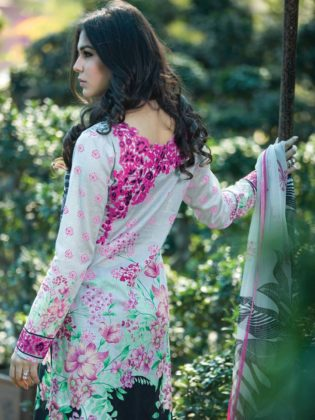 Gulaal Spring Summer Lawn Shalwar Suits 2016