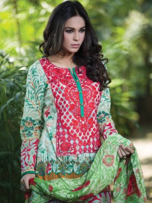 Gulaal Spring Summer Lawn Shalwar Suits