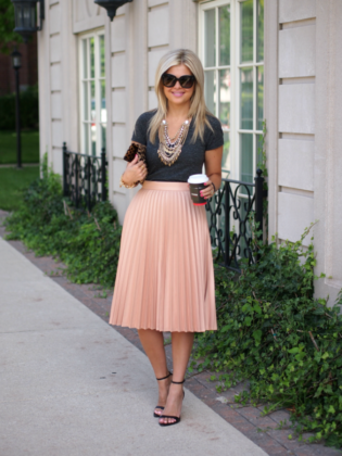 Casual skirts for summer
