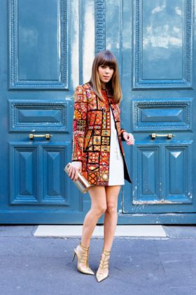 Summer Embroidered Dress Trend For Your Styling