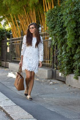 Summer Espadrilles Footwear Trend With Clothing