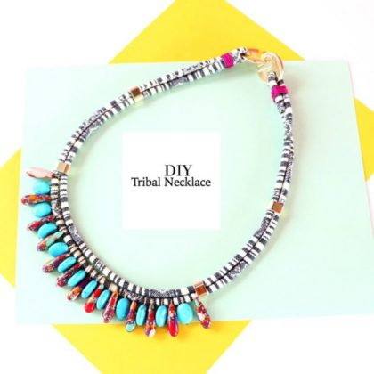 DIY Custom Necklace Ideas To Inspire You During Autumn