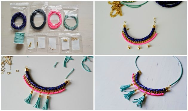 DIY Custom Necklace Ideas To Inspire You During Autumn 7