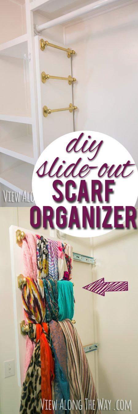 DIY Closet Ideas Hacks To Organize Everything More Practical
